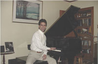 Joe Playing Piano