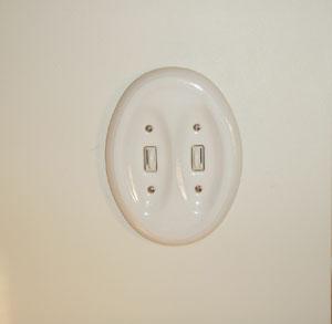 sliding dimmer light switch