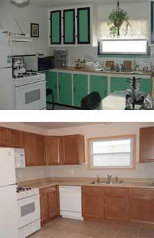 kitchen rehabber