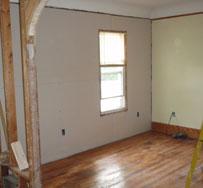 half inch drywall