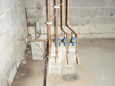 Water Meters for Rentals after City Main Water Meter