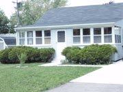Rehabber front of house