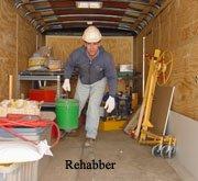 Rehabber real estate