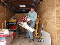 joe the rehabber wet saw