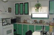 Rehabber kitchen before remodel