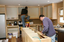 kitchen contractors